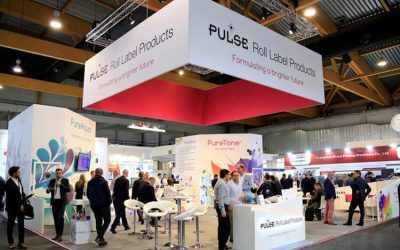 Pulse Roll Label Products Celebrates its Busiest Labelexpo Europe Ever
