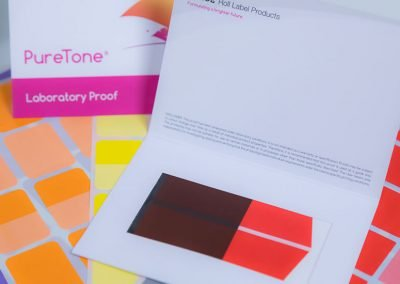 PureTone colours