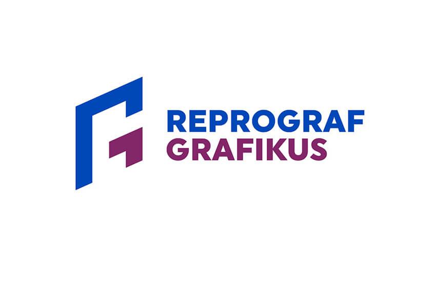 Reprograf Grafikus Logo