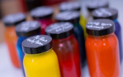 We Introduce the Next Evolution of Printing Inks at Labelexpo 2019